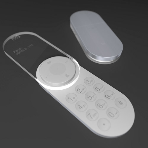 Lupa Concept Phone