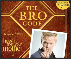 Book: The Bro Code