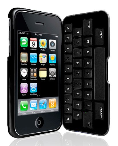 iPhone 3rd Party Keyboard