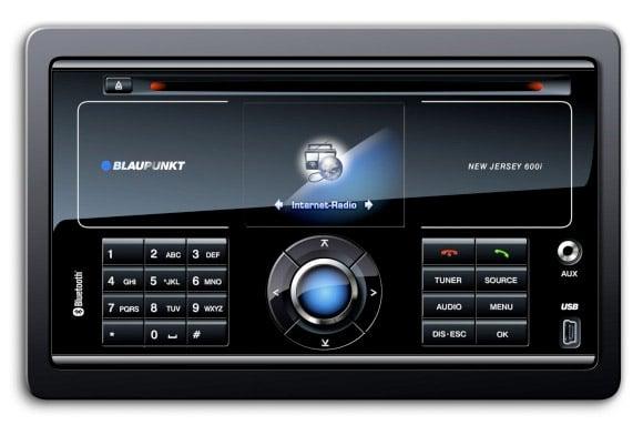 In-Car Internet Radio