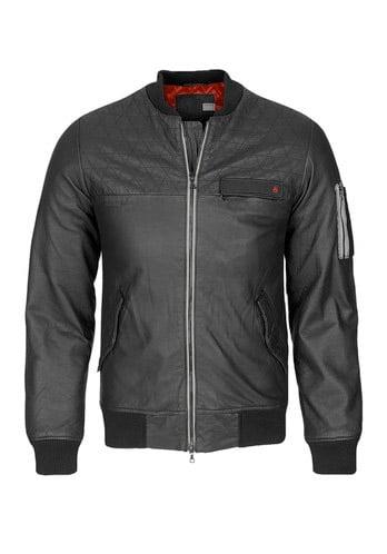Nixon Goose Leather Jacket