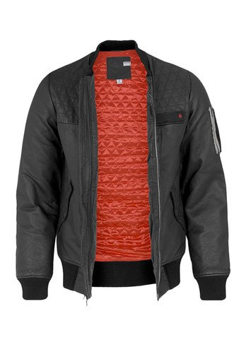 Nixon Goose Leather Jacket