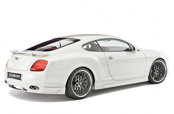Bentley GT Hamann