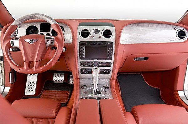 Bentley GT Hamann