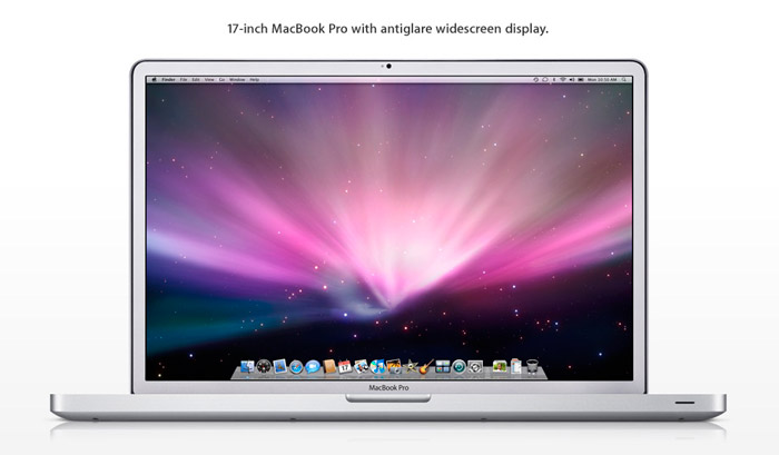 Apple MacBook Pro 17″
