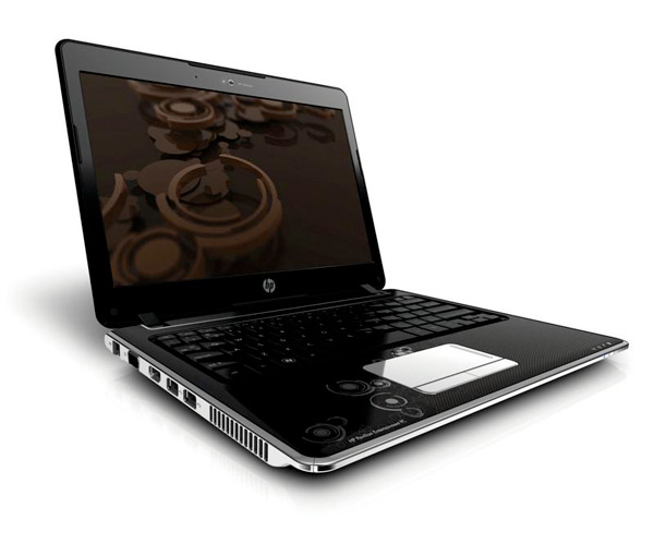 HP dv2 Notebook