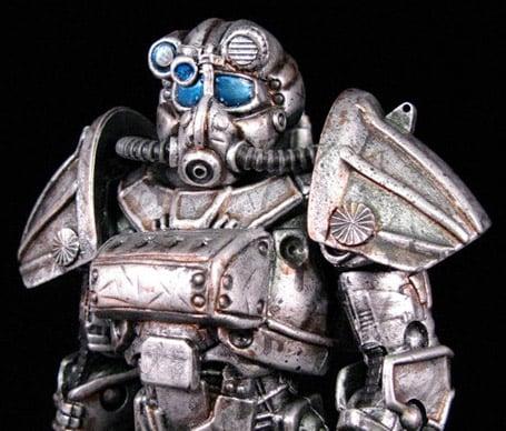Custom Fallout 3 Figures