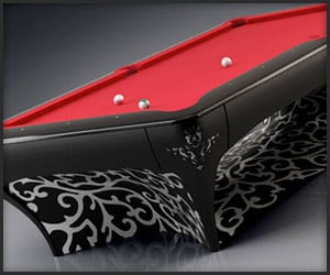 Luxury Billiard Tables