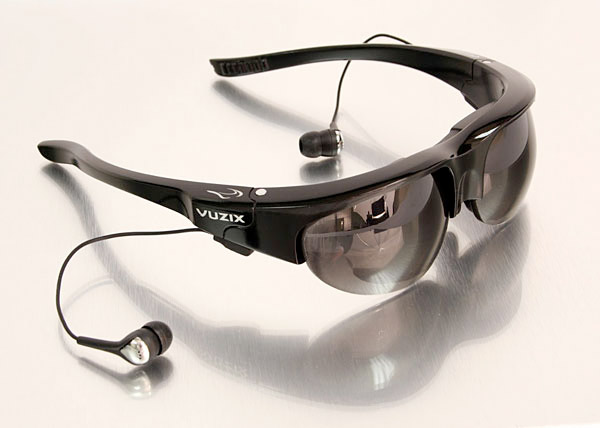 Vuzix 920AV VR Goggles