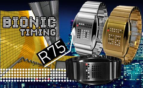 Tokyoflash R75 Watch