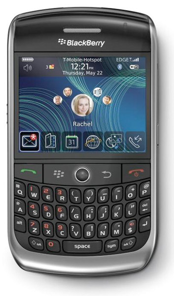 Blackberry 8900 Curve II