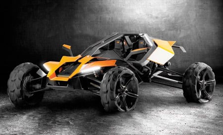 KTM Concept Vehicles