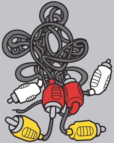 AV Mouse T-shirt