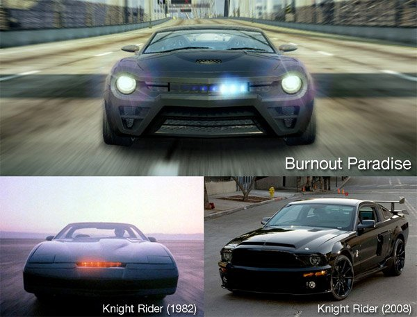 Burnout: Legendary Cars
