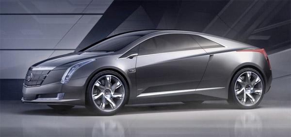 Concept: Cadillac Converj