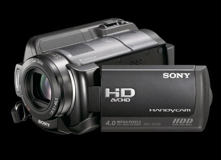 Sony HDR Camcorders