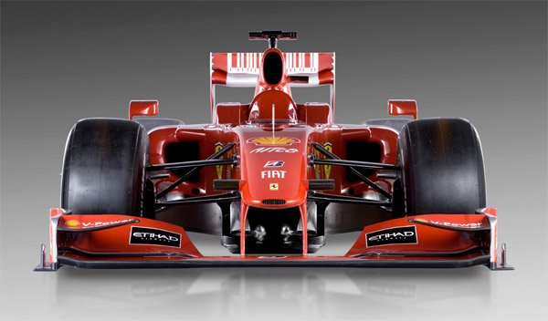 Scuderia Ferrari F60