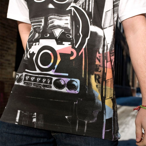Mr. Roboto T-shirt