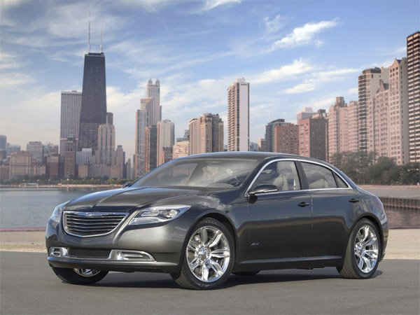 Concept: Chrysler 200C