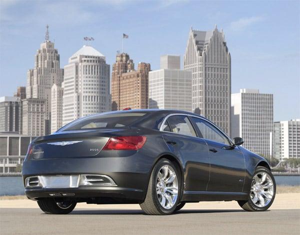 Concept: Chrysler 200C