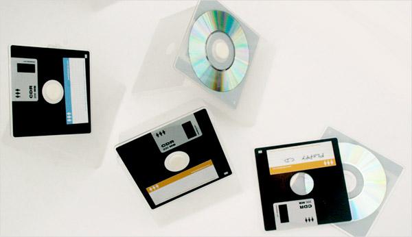 Floppy Disc CDRs