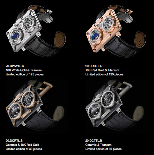 MB&F HM No. 2 Watch