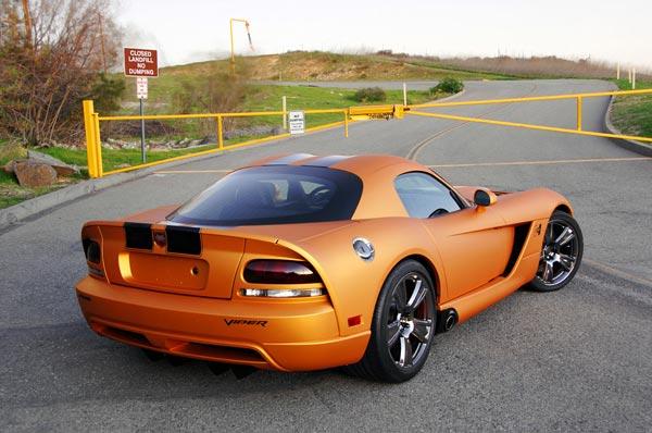 Hurst Dodge Viper