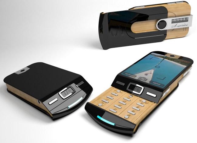 Concept: S-series Phone