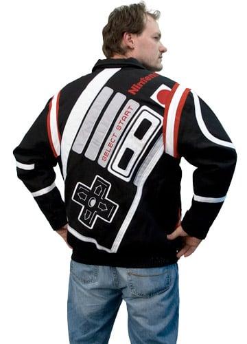 NES Varsity Jacket