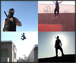 Real Life Ninja Gaiden