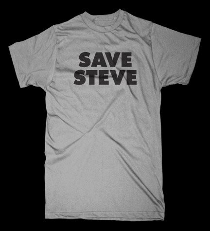 Steve Jobs Lives Tees