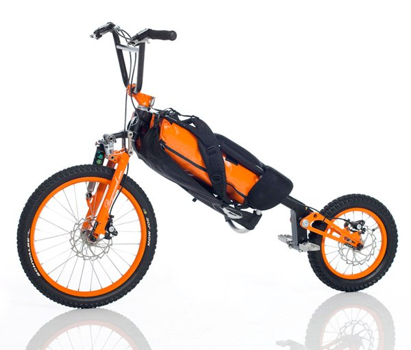 Bergmonch Folding Bike