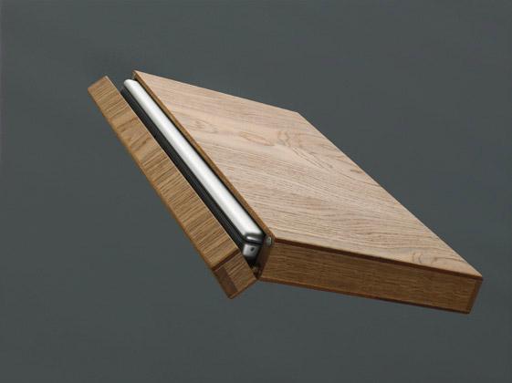 Wooden MacBook Case