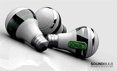 Concept: SoundBulb