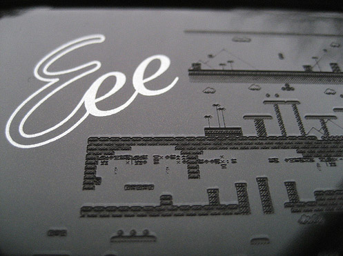 Super Mario Etched Laptop
