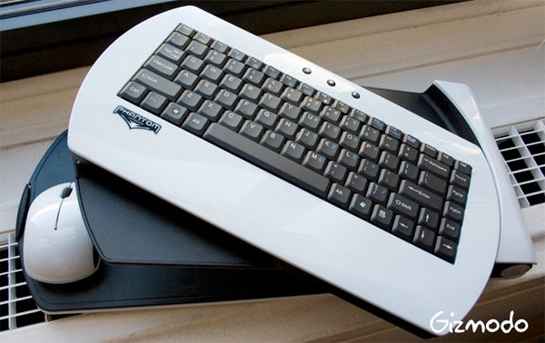 Review: Phantom Lapboard