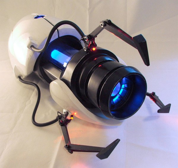 DIY: Portal Gun