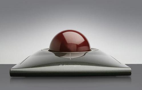 SlimBlade TrackBall Mouse