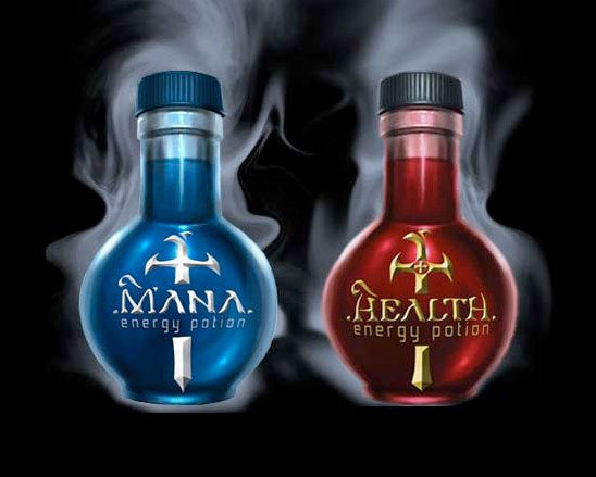 Mana Energy Potion