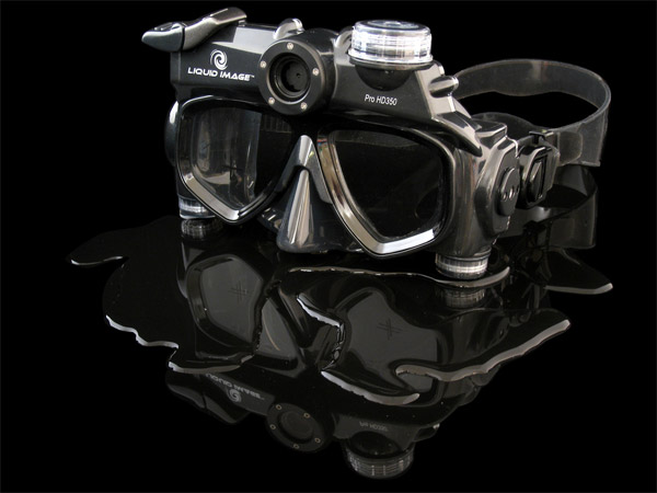 Pro HD350 Video Mask