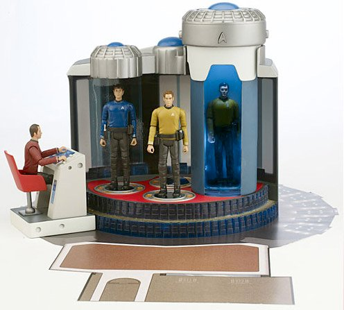 Star Trek Movie Toys