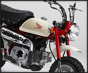 Honda Monkey Motorcycle