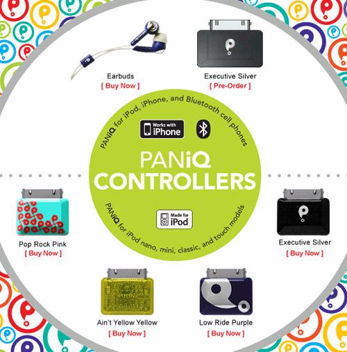 PANIQ Controller