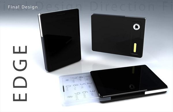Concept: Edge Cellphone