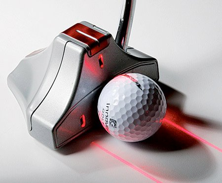 Argon Laser Putter
