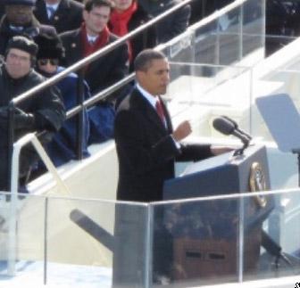 Obama Gigapan