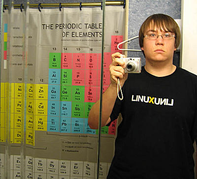 Periodic Shower Curtain