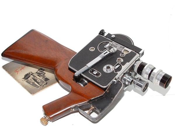 Tommy Gun Camera