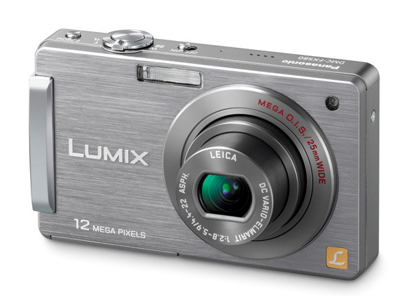 Panasonic DMC-FX580