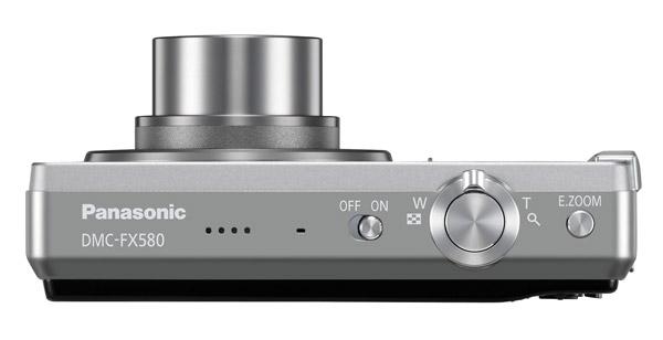 Panasonic DMC-FX580
